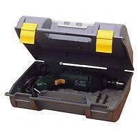 Ящик STANLEY 1-92-734, 359x136x325мм, для електроінструменту, пластмасовий з органайзером в кришці