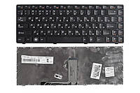 Клавиатура для ноутбука LENOVO (B470, G470, G475, V470) rus, black
