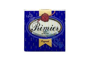 """Салфетки бумажные """"Primier"""" (Салфетки Премьер) синяя упаковка"""
