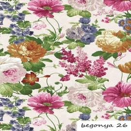 Ткань для штор Begonya 26