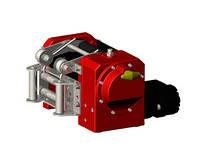 Гидравлическая лебедка OMFB ZH 2200 СE c мотором HRK-50