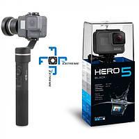 Стедикам FEIYU G5 + камера GOPRO 5 Black