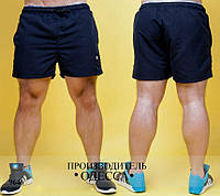 Мужские шорты 1082 синий R-9646