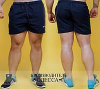 Мужские шорты 1081темно- синий R-9656