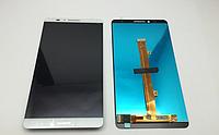 Оригинальный дисплей (модуль) + тачскрин (сенсор) для Huawei Ascend Mate 7 (белый цвет)