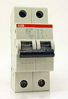 Автоматический выключатель ABB Автоматический выключатель SH 202-B 2п 16A ABB (5)