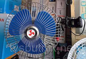 Вентилятор для автомобиля средней величины