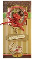 Упаковка поздравительных открыток ручной работы - Поздравляю Женские №Р763 - 5шт