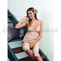 Пижама женская Vanilla 143, Бежевый