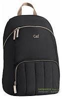 Рюкзак городской из полиэстера Cat Catwalk 83209 черного цвета