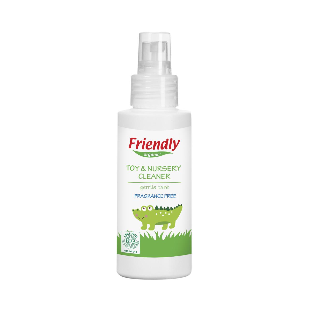 Friendly organic ЭКО Очищающее средство для детской комнаты и игрушек 100 мл