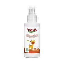 ЭКО Выводитель пятен и запахов Friendly organic 100 мл