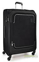 Дорожный чемодан из нейлона на 4-х колесах (большой) Roncato Stargate 425471 черного цвета