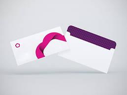 Нанесение полноцветного изображения на конверт. 3