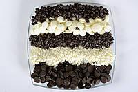 Черный шоколад Арибе в дисках 60% какао-массы