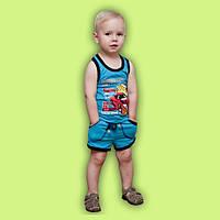 Борцовка с шортами для мальчика