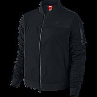Женская куртка NIKE nsw bnd bombr (Артикул: 804029-010)