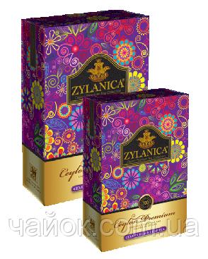 Чай черный Zylanica Супер Pekoe Премиум 100 гр