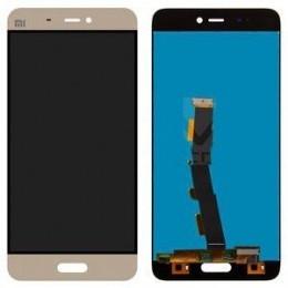 Дисплей (LCD) Xiaomi Mi5/ Mi5 Pro с сенсором золотой