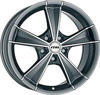 Литые диски Rial Roma 8.5x18/5x112 D70.1 ET48 (Graphite front polished)