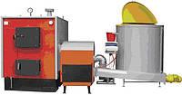 Котлы автоматические на биомассе и топливных гранулах (пелетах)