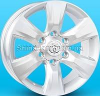 Литые диски Replica A-R282 S 7.5x18/6x139.7 D106.1 ET25 (Silver)