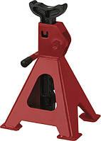 Домкратна подставка механическая ТМ Miol 2т 280-425мм (трещотка.)