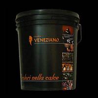 Итальянская декоративная краска Velatura per Calce 5л.