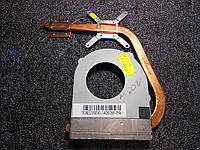 Система охлаждения кулер радиатор для ноутбука Asus m50sv