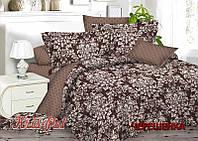 Полуторный набор постельного белья 150*220 из Сатина №112088AB KRISPOL™