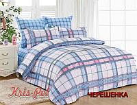 Полуторный набор постельного белья 150*220 из Сатина №15051565 KRISPOL™