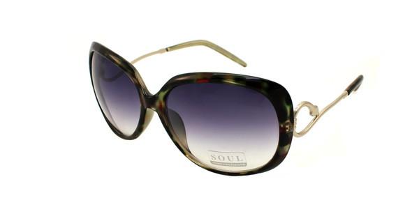 Стильные солнцезащитные очки женские Soul