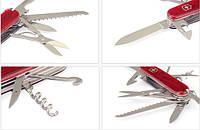 Нож Victorinox 1.3713.94 Swiss Huntsman, фото 1