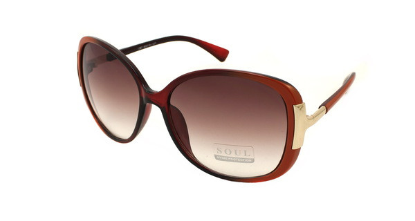 Летние большие очки солнцезащитные Soul