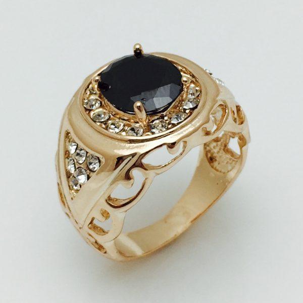 Мужской перстень Бархан, размер 19
