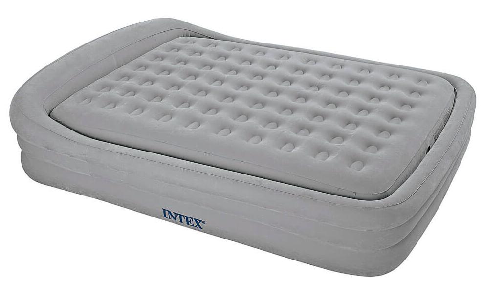 Intex надувная кровать инструкция
