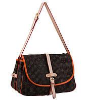 Сумка женская Louis Vuitton B1 302A цвет коричневый