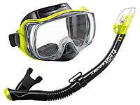 Набор для ныряния маска + трубка TUSA Imprex DRY 3D