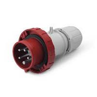 Вилка силовая переносная 3P+N+Е, IP67, кабельный зажим 415В/125A (SCAME 218.12537)