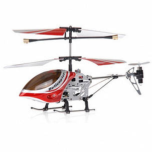 Вертолет GLT Falcon-X 3CH RTF IR с гироскопом (777-112 Red), фото 2