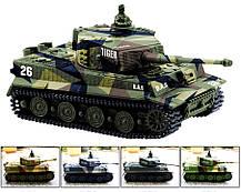 Танк Great Wall Toys German Tiger 1:72 RTR , фото 3