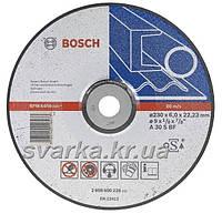 Круг зачистной Bosch 230х6х22.23