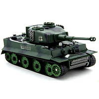 Танк Heng Long German Tiger 1:70 IR RTR танковый бой