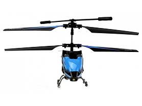 Вертолет WL Toys S929 RTF 220 мм IR (WL-S929 Blue), фото 3