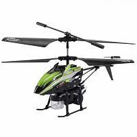 Вертолет WL Toys V757 RTF 190 мм IR с мыльными пузырями (WL-V757 Green)