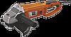 Кутова шліфувальна машина ТехАС (230/2200 Вт) швидка заміна щіток