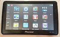 "GPS- навигатор  Pioneer 7"" HD-701-pi 717 (AV-вход, Bluetooth)"