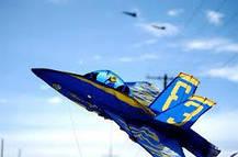 Воздушный змей WindnSun синий ангел 1020 х 910 мм , фото 3