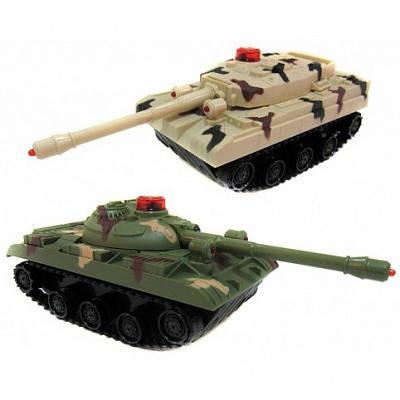 Танки XLH 1:36 RTR танковый бой (2102-2), фото 2