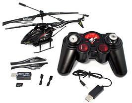Вертолет WL Toys S977 RTF 190 мм IR с видеокамерой (WL-S977), фото 3